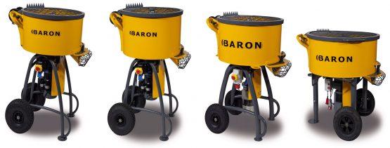 Baron F - Tasosekoittimet
