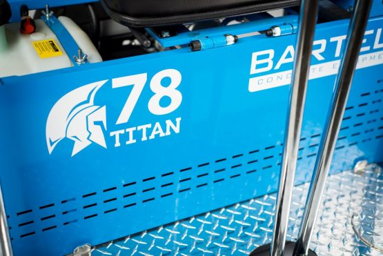 Bartell Titan 78 - Hierrinkone