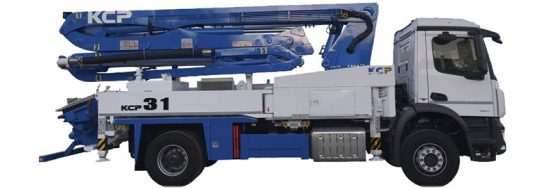 Dicom Machinery KCP31ZX5120 - Pumppuauto