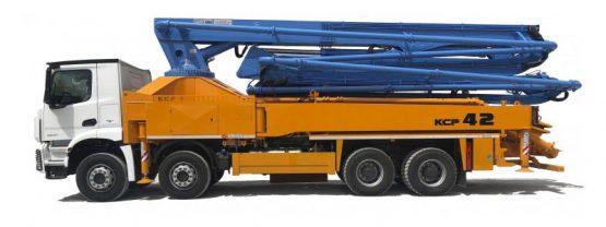 Dicom Machinery KCP42ZX5170 - Pumppuauto