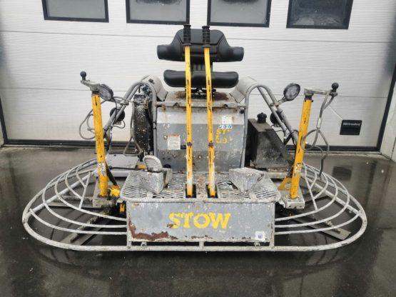 Käytetty - Stow - Hierrinkone