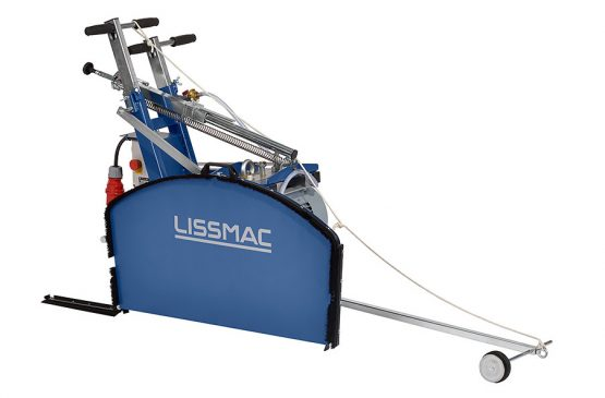Lissmac COMPACTCUT 400 E - Saha