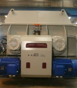 MCF systems Twin Shaft J.E.F - Mylly