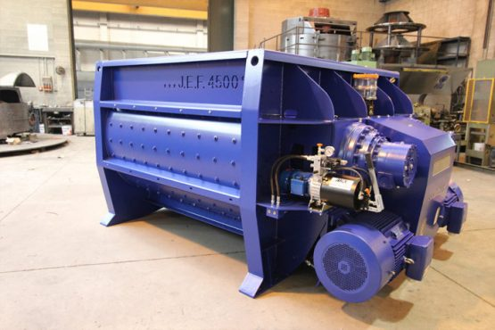MCF systems Twin Shaft G.L.M - Mylly