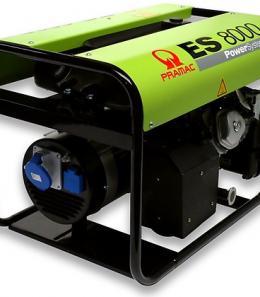 Pramac ES8000 - Aggregaatti