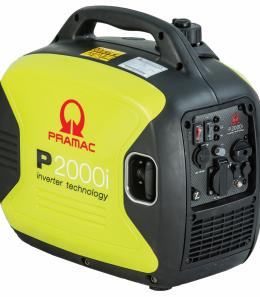 Pramac P2000I - Aggregaatti