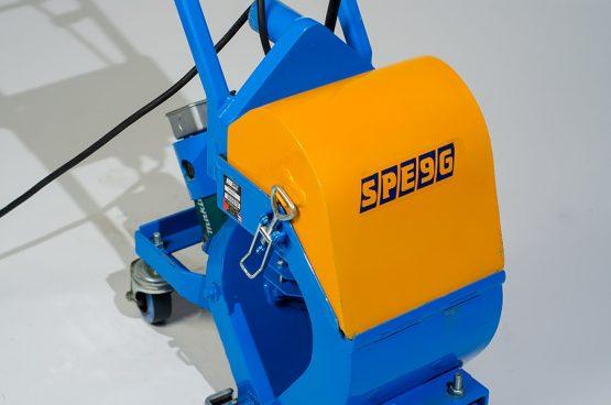 SPE 9G - Sinkopuhallin
