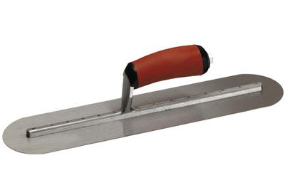 Täysinpyöristetty käsiliippi - 559x120mm