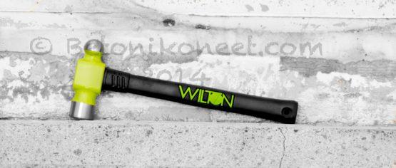 Wilton B.A.S.H Pyöreäpäinen Vasara