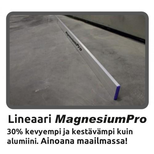 Magnesium Pro - Käsilinjari