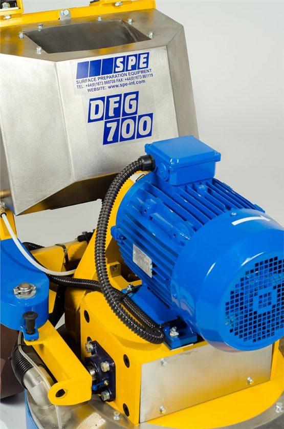 SPE DFG 700 - Hiomakone