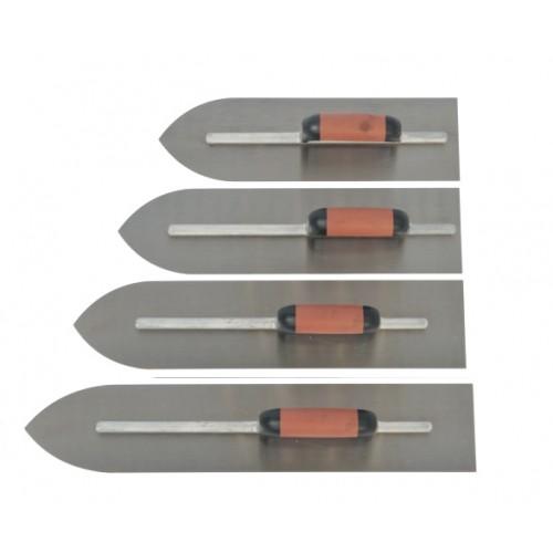 Teräväkärkinen käsiliippi - 559x115mm